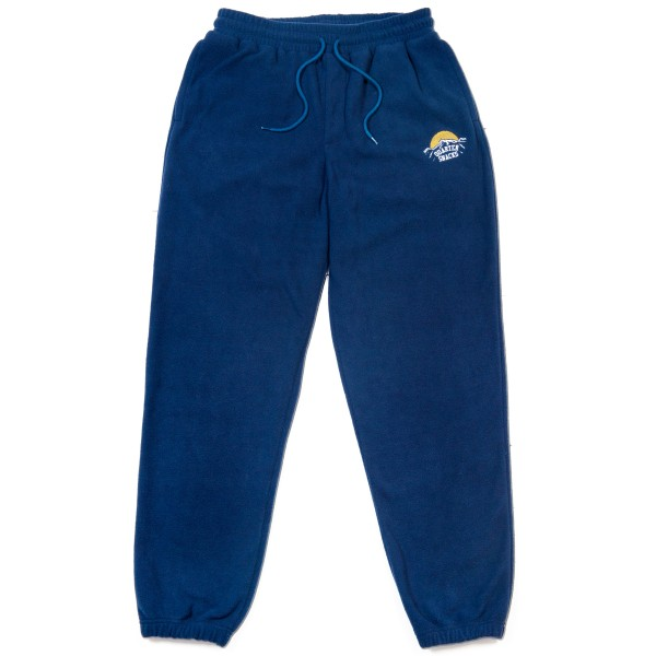 Quartersnacks Fleece Sweatpants (Navy)