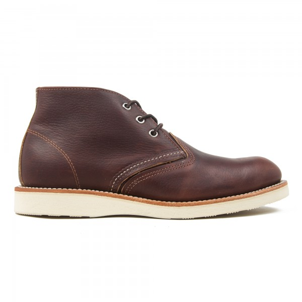 Red Wing 3141 Work Chukka Boot (Brown)