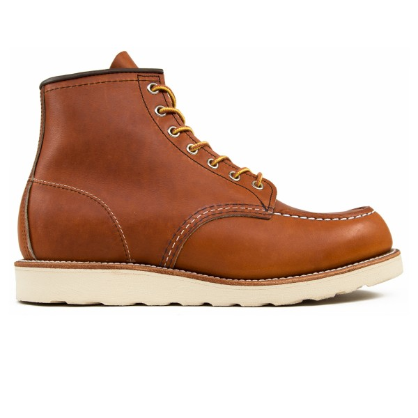 "Red Wing 875 Classic Moc Toe 6"" Boots (Oro Legacy Leather)"