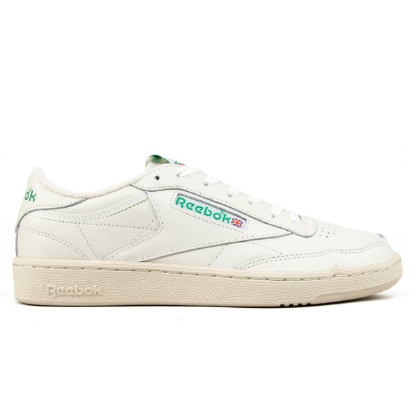 Reebok Club C 1985 TV (Chalk/Paper White/Green)