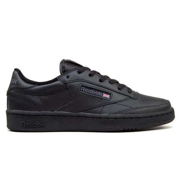 Reebok Club C 85 (Intense Black/Charcoal)
