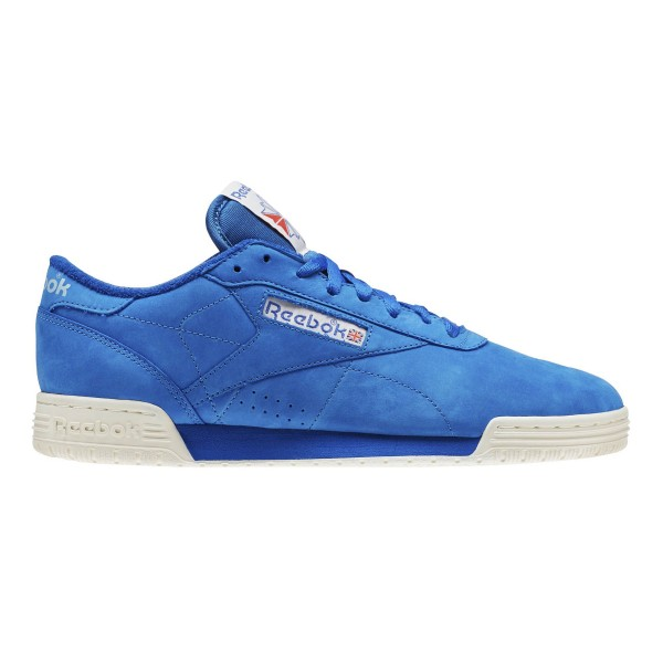 Reebok Exofit Lo Clean Vintage (Awesome Blue/Chalk/Classic White)