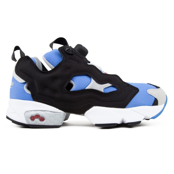 Reebok Instapump Fury OG '25th Anniversary' (Echo Blue/Black/Steel)