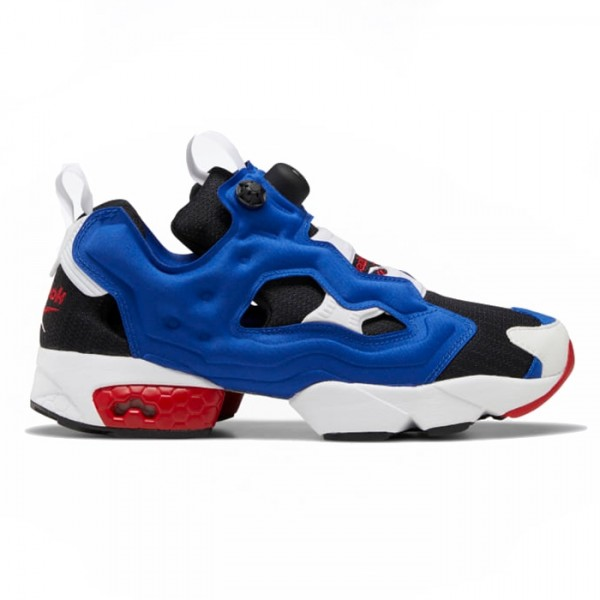 Reebok Instapump Fury OG (Black/Royal/White/Red)