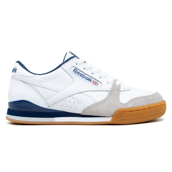 Reebok Phase 1 Pro CV (White/Washed Blue/Snowy Grey-Gum)