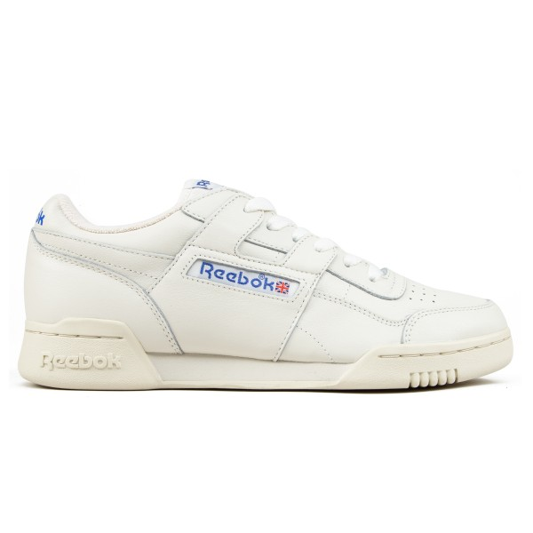 Reebok Workout Plus 1987 TV (Chalk/Paper White/Royal)