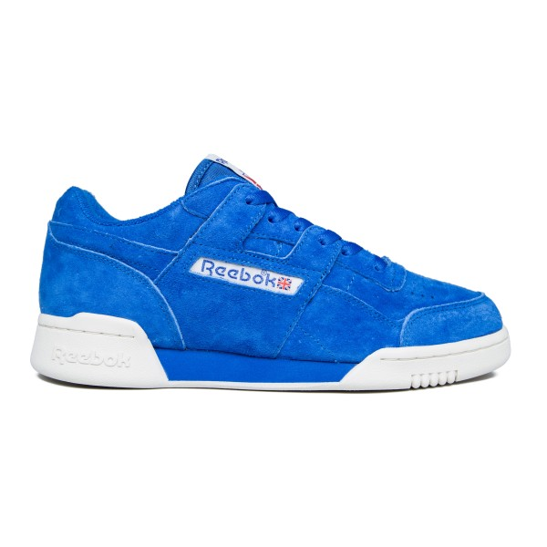 Reebok Workout Plus Vintage (Awesome Blue/Chalk/Classic White)