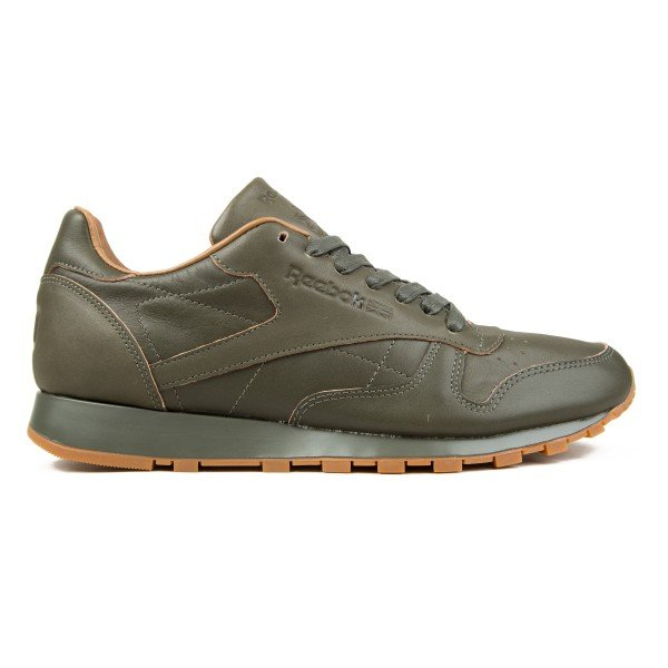 Reebok x Kendrick Lamar Classic Leather Lux (Olive Night-Gum)