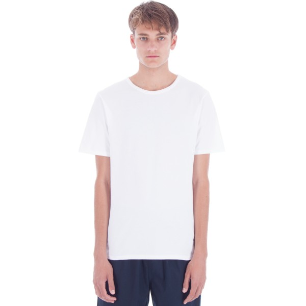 Saturday's Surf NYC Brandon Solid T-Shirt (White)