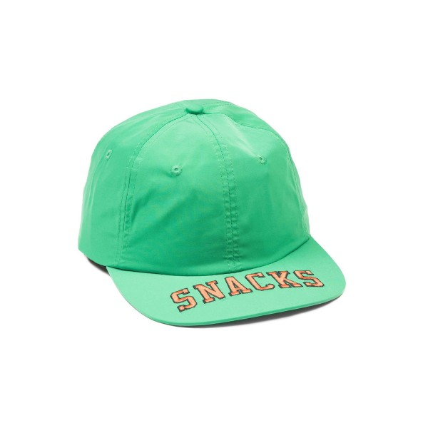 Quartersnacks Snacks Cap (Green)