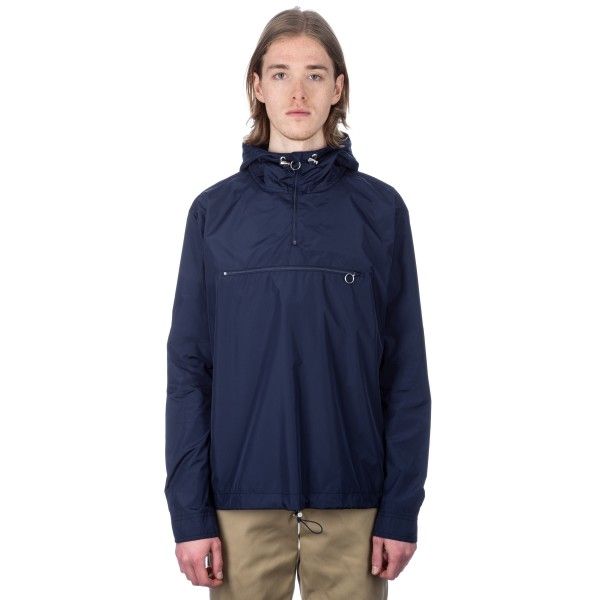 Soulland Newill Light Hooded Jacket (Navy)