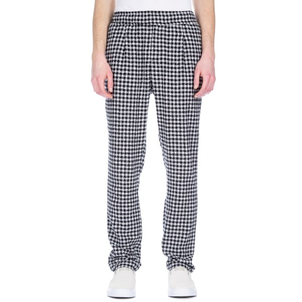 Soulland Pino Pant (Black/White)