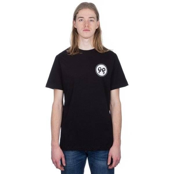 Soulland Ribbon T-Shirt (Black)