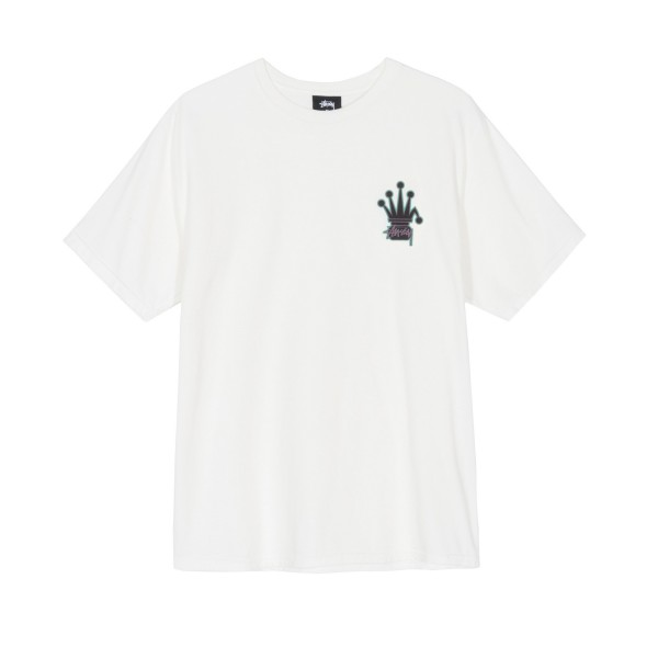 Stussy Crowned T-Shirt (Natural)