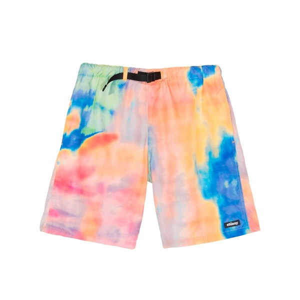 Stussy Leary Mountain Short (Orange)