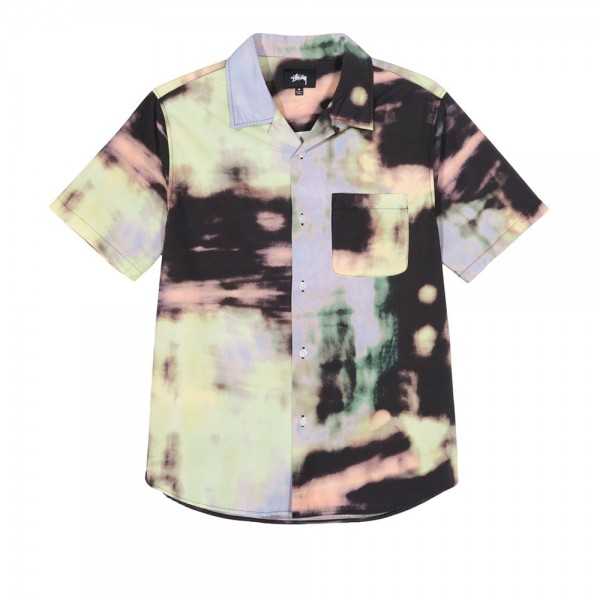 Stussy Leary Shirt (Black)