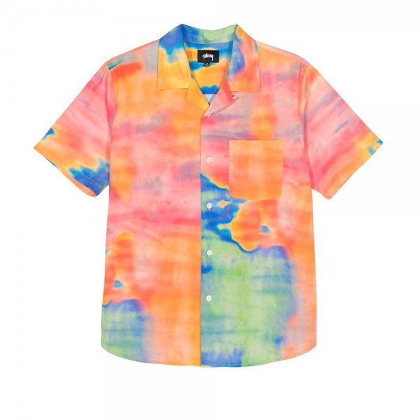 Stussy Leary Shirt (Orange)