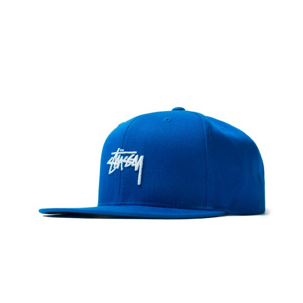 Stussy Stock Cap (Royal)