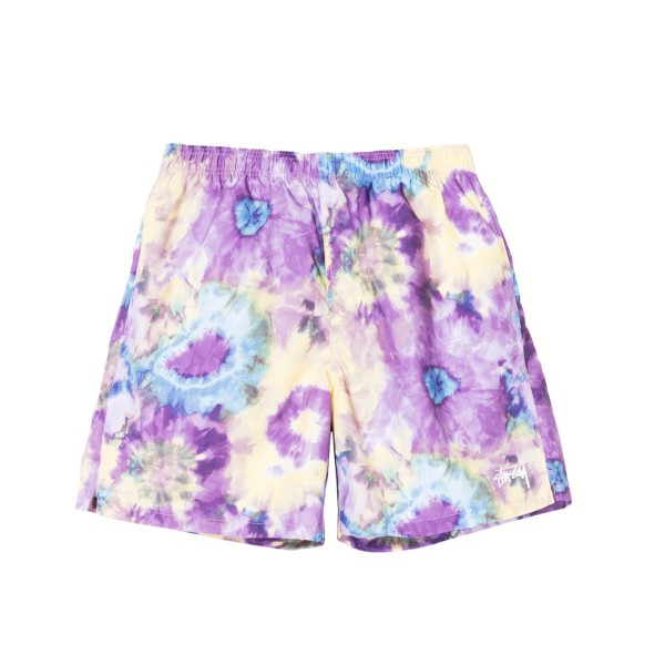 Stussy Tie Dye Water Short (Multi)