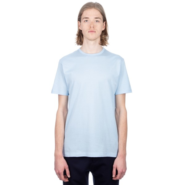 Sunspel Crew Neck T-Shirt (Sky)