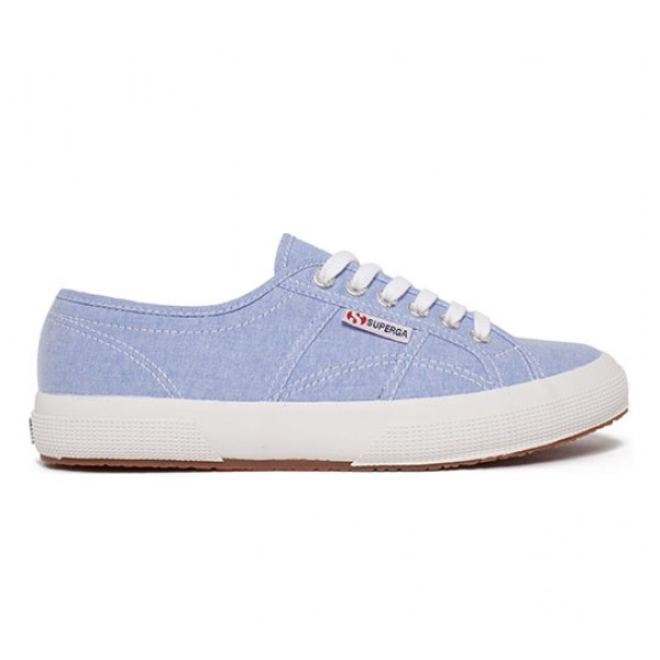 Superga 2750 Cotu Shirt (Oxford Light Blue)