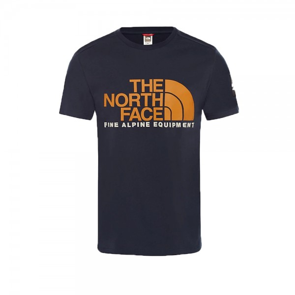 The North Face Fine Alpine T-Shirt (Urban Navy)