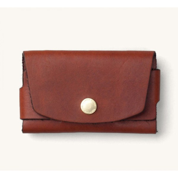 Tanner Goods Cardholder (Chicago Tan)