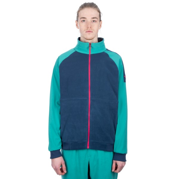 The North Face 1990 Staff Fleece (Porcelain Green/Blue Wing Teal)