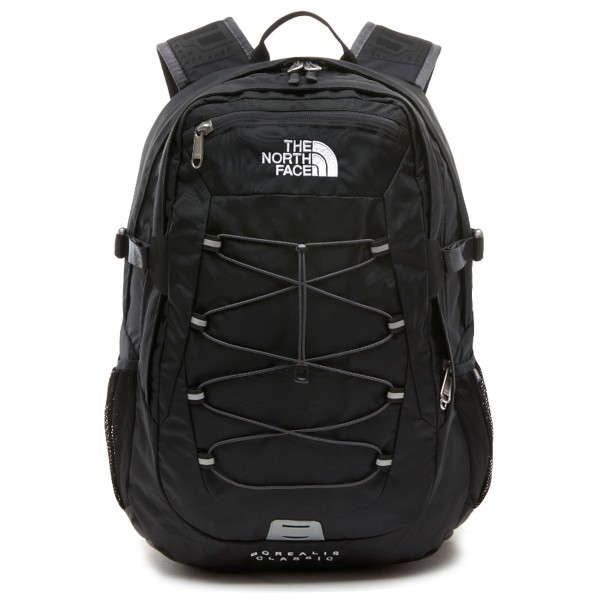 The North Face Borealis Classic Backpack (TNF Black/Asphalt Grey)