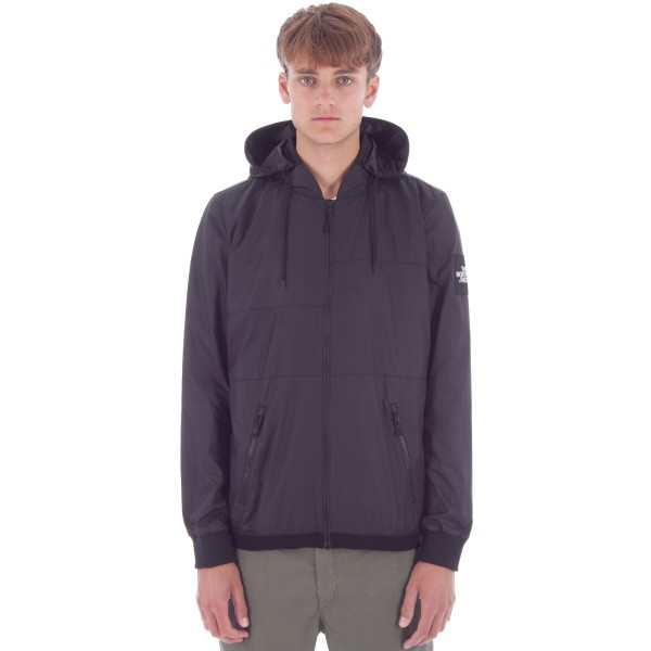 The North Face Denali Diablo Jacket (TNF Black/TNF Black)