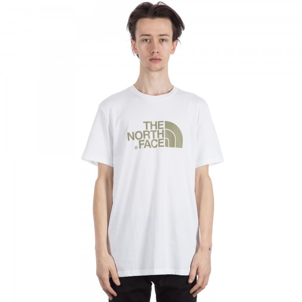 The North Face Easy T-Shirt (TNF White/TNF White)