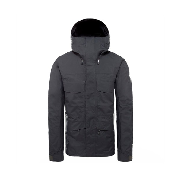 The North Face Fantasy Ridge Jacket (Asphalt Grey)