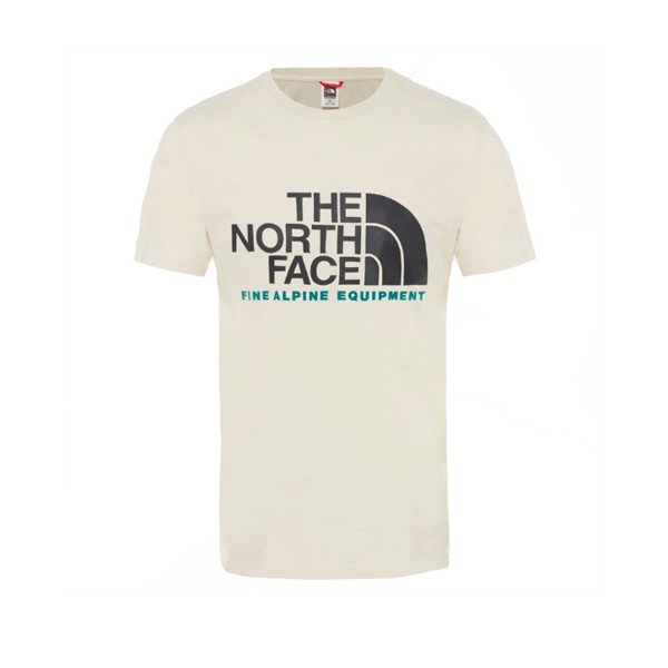 The North Face Fine Alpine T-Shirt (Vintage White)