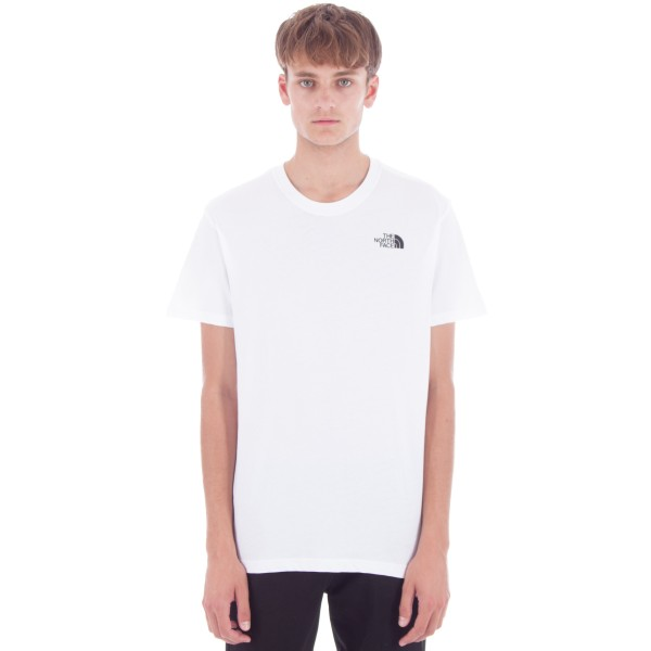 The North Face Red Box T-Shirt (TNF White)