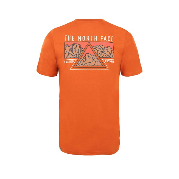 The North Face Ridge T-Shirt (Caramel Café)
