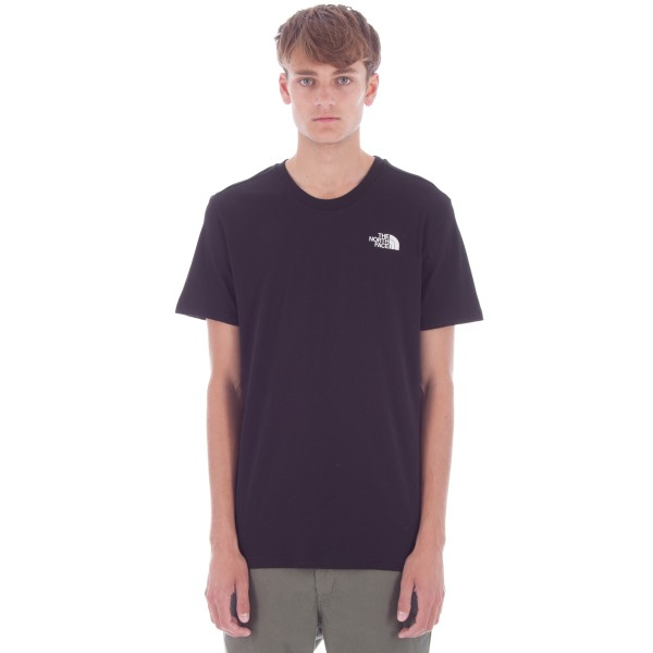 The North Face Simple Dome T-Shirt (TNF Black)
