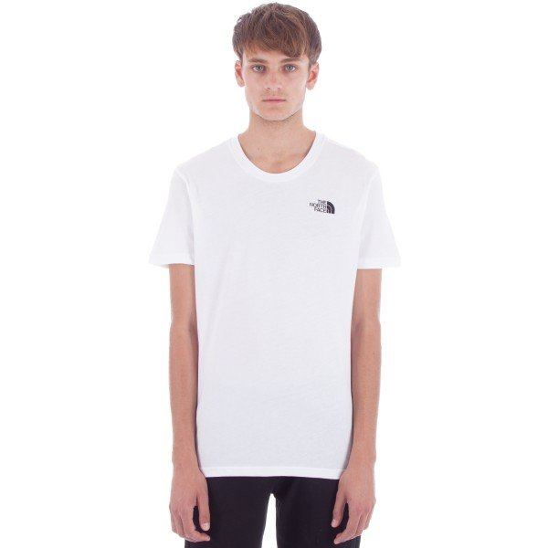 The North Face Simple Dome T-Shirt (TNF White)