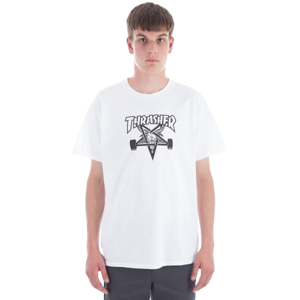 Thrasher Skategoat T-Shirt (White)