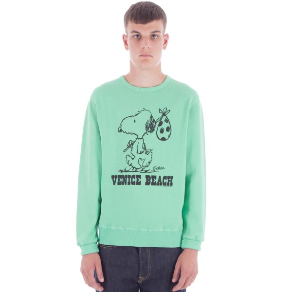 TSPTR Venice Beach Crew Neck Sweatshirt (Green)