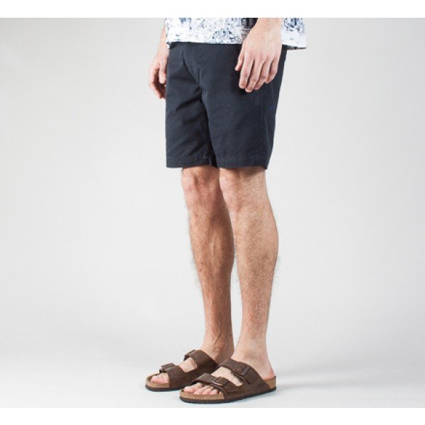 Universal Works Bill Shorts (Navy)