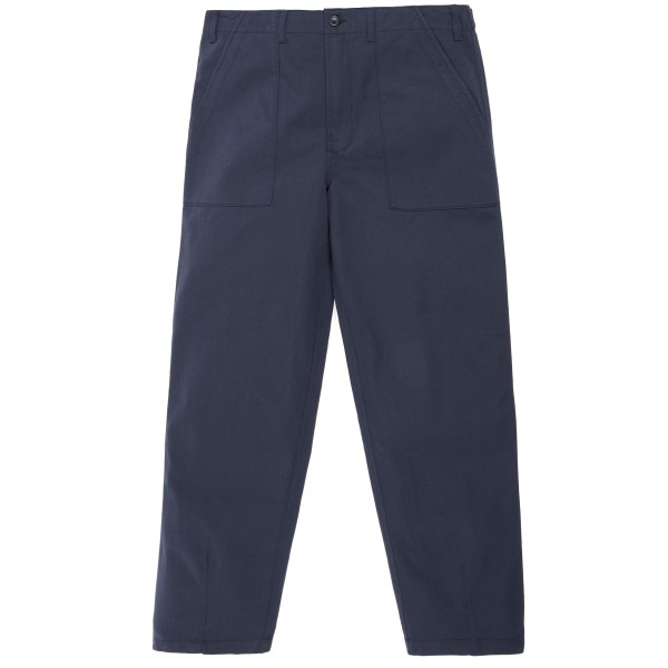Universal Works Fatigue Pant (Navy Cotton Twill)