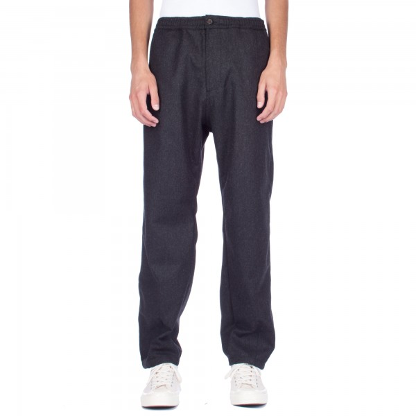 Universal Works Track Trouser (Charcoal Flannel)