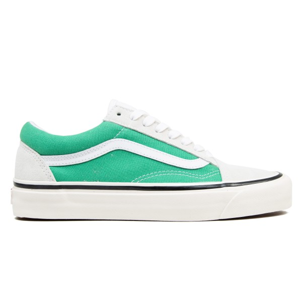 Vans Anaheim Factory Old Skool 36 DX (White/Og Jade)