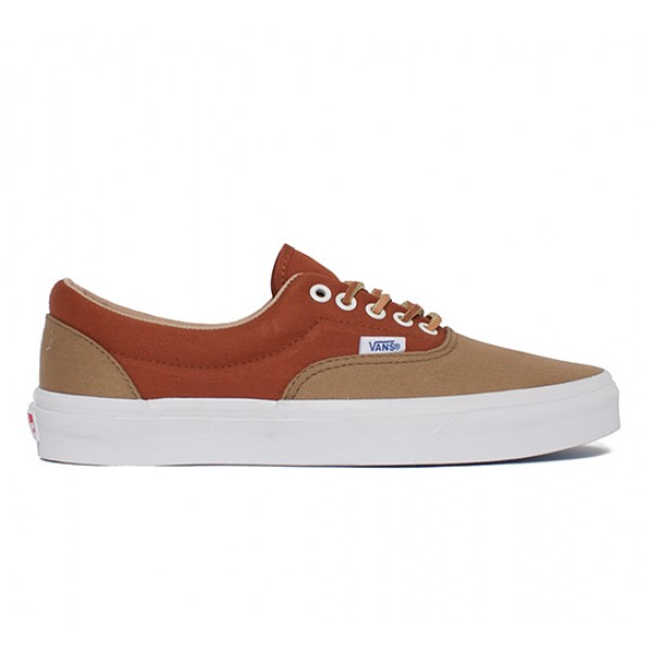 Vans California Era CA Brushed Twill (Ermine/Ginger)