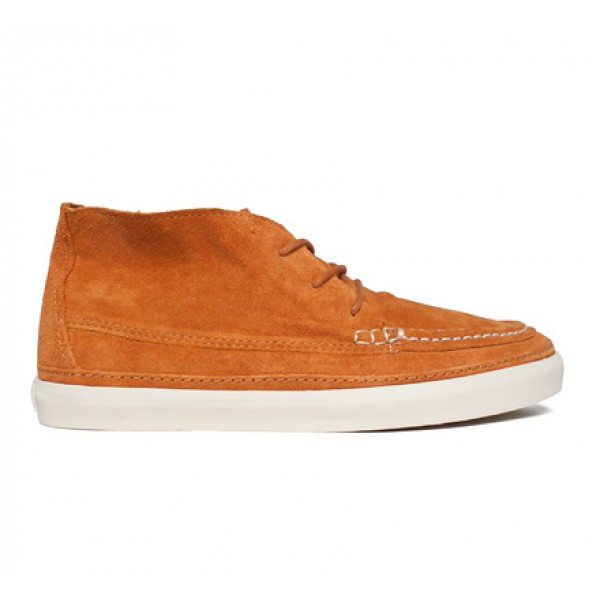 Vans California Mesa Moc CA Suede (Sudan Brown/Turtle Dove)