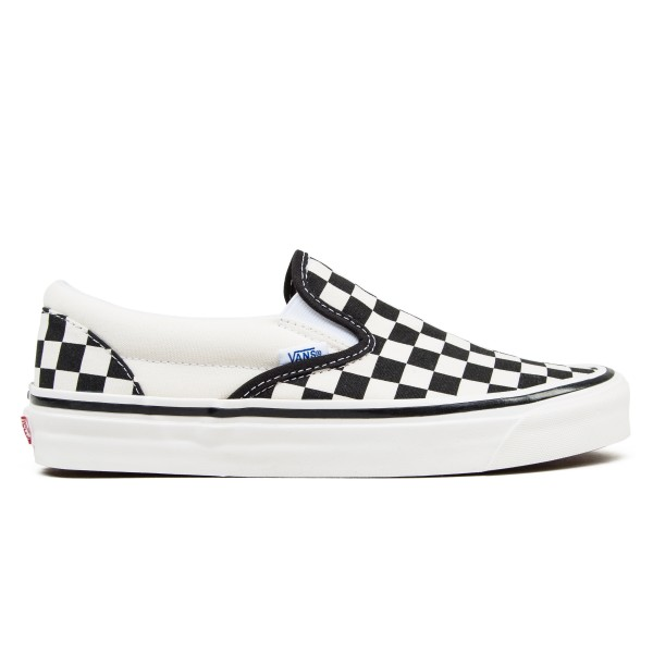 Vans Classic Slip On 98 DX 'Anaheim Factory' (Checkerboard/Black/White)