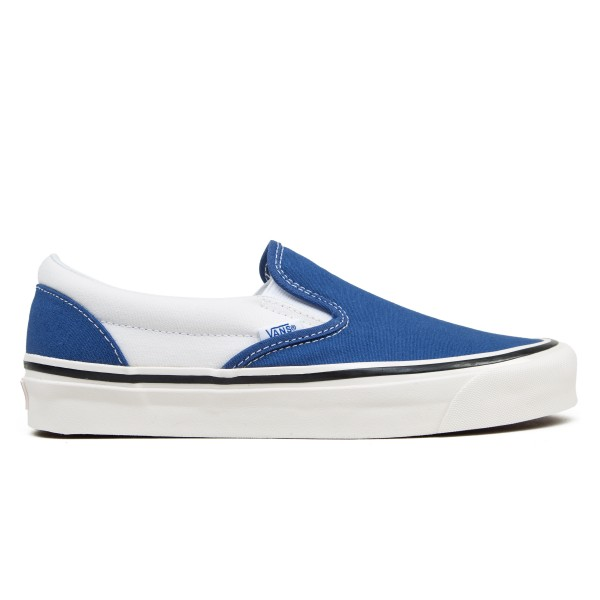 Vans Classic Slip On 98 DX 'Anaheim Factory' (OG Blue/White)