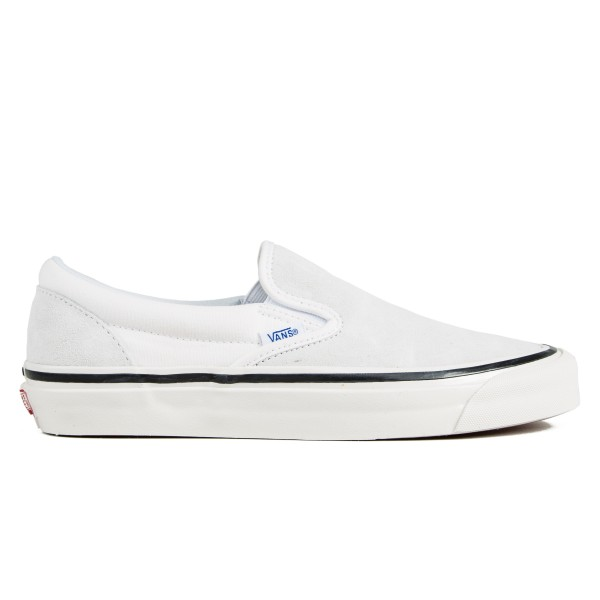 Vans Classic Slip On 98 DX 'Anaheim Factory' (Suede/White)