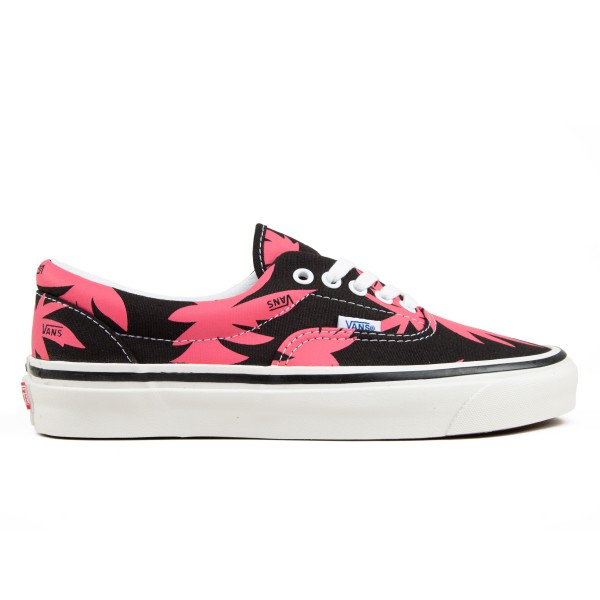 Vans Era 95 DX 'Anaheim Factory' (OG Black/OG Pink/Summer Leaf)