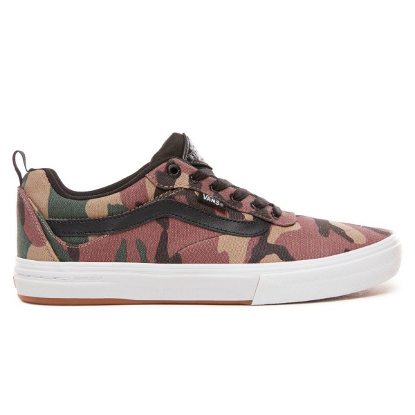 Vans Kyle Walker Pro Camo (Black/White)